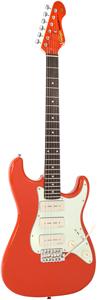 Vintage Reissued V6PFR Firenza Red