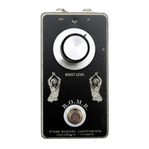 Reuss Musical Instruments B.O.M.B. (Box of Massive Boost) Pedal
