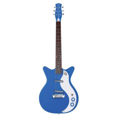 guitarra electrica Danelectro-59M-NOS-Go-Go-Blue