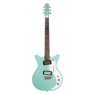Guitarra electrica Danelectro 59XT Dark Aqua